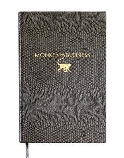 'Monkey Business' Pocket Notebook