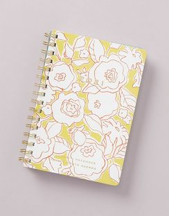 Goldie Floral 2021 Planner
