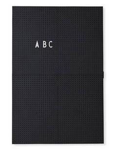 A3 Message Board - Black