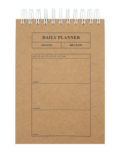 Order & Purpose Daily Planner