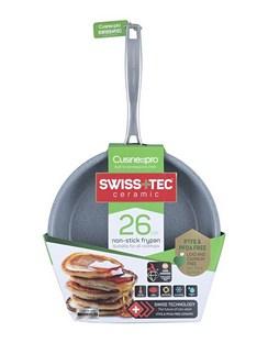 Cuisine::pro Swiss+Tec Ceramic Frypan 26cm