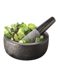 Cuisine::pro Malta Granite Mortar & Pestle