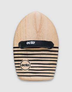 Ecto Bodysurfing Handplane - Wood 11
