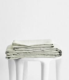 Sage 100% Flax Linen Sheet Set