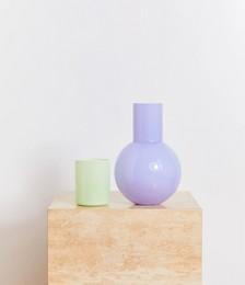 Bedside Carafe in Lavender & Mint