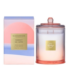 Sunset in Capri Candle - 380g