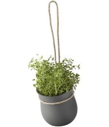 Grow-It Herb Pot - Grey