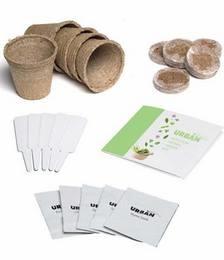 Kitchen Herbs Grow Kit