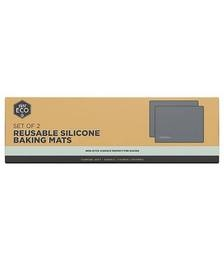 Reusable Silicone Baking Mats (2 Pack)