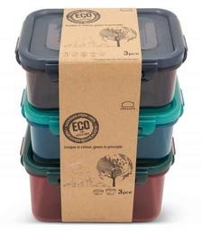 Eco Storage Container - 3 Piece Set