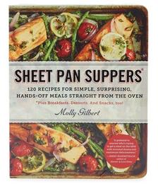 120-Recipe Sheet Pan Suppers