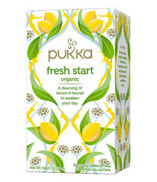 Fresh Start Organic Tea - 34g 20 Sachets