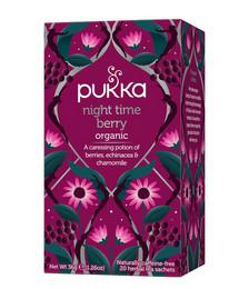 Night Time Berry Organic Tea - 36g 20 Sachets