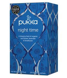 Night Time Organic Tea - 40g 20 Sachets