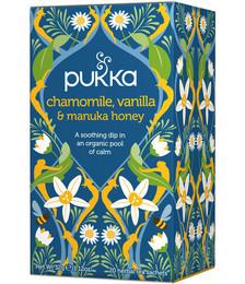 Chamomile, Vanilla and Manuka Honey Organic Tea - 40g 20 Sachets