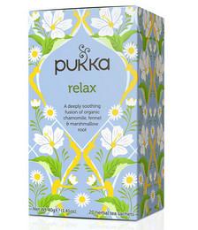 Relax Organic Tea - 40g 20 Sachets