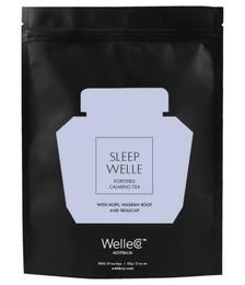 SLEEP WELLE Calming Tea Pouch Refill - 50 Tea Bags