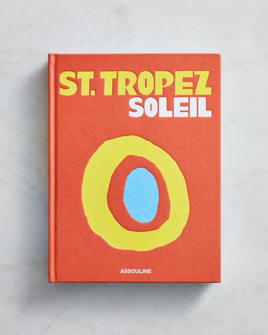 St Topez Solieil by Simon Liberati
