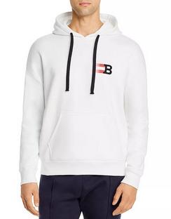 B Graphic Logo Hooded Sweatshirt $730.86