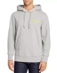 Graphic Logo Hooded Sweatshirt