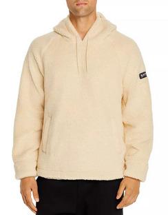 Cameroon Hooded Sherpa Sweatshirt