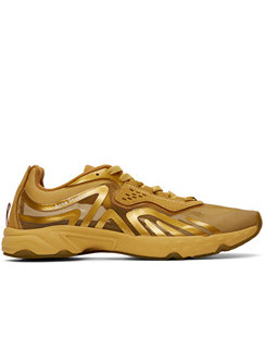 Gold Trail Sneakers