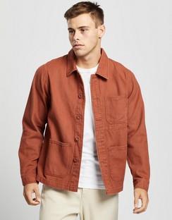 Organic Twill Chore Jacket