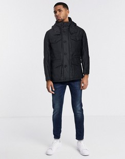 Business Cutis Water Repellent Field Jacket