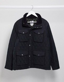 Quilted M65 Field Jacket