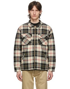 Off-White Plaid Crowd Jacket