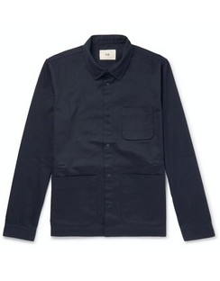 Assembly Cotton-Twill Field Jacket