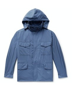Traveller Windmate Storm System Shell Hooded Field Jacket
