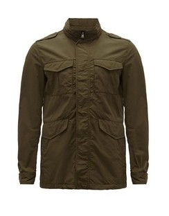 Technical Field Jacket