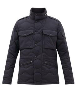 Senn Quilted-down Field Jacket
