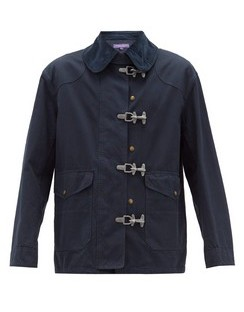 Cotton Fireman Coat