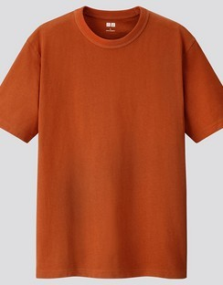 U crew neck S/S T-shirt