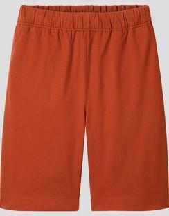 U jersey shorts