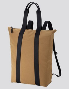 U BLOCKTECH 2way tote bag