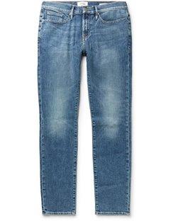 L'Homme Skinny-Fit Denim Jeans