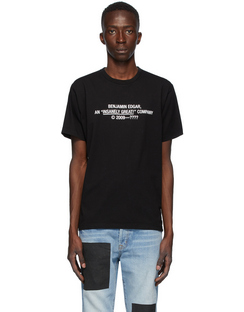 SSENSE Exclusive Black 'Insanely Great' T-Shirt