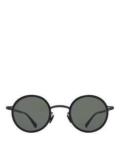 Eetu Round Tinted Sunglasses