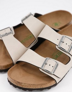 Arizona Vegan-friendly Sandals in Stone