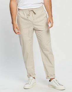 Organic Cotton Pull On Pants