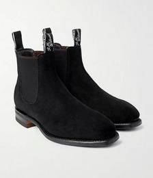 Comfort Craftsman Suede Chelsea Boots