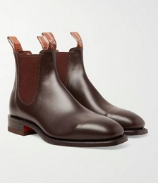 Craftsman Leather Chelsea Boots