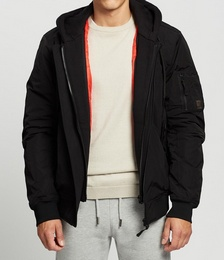 Military Flight Bomber Jacket