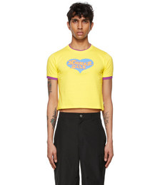 Yellow Heaven by Marc Jacobs Higher Self Baby T-Shirt