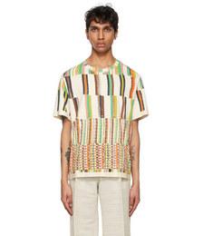 Off-White Stripe Lapped T-Shirt