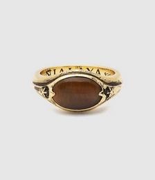 Men's Vintage Signet Ring