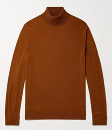 Richard Wool Rollneck Sweater
